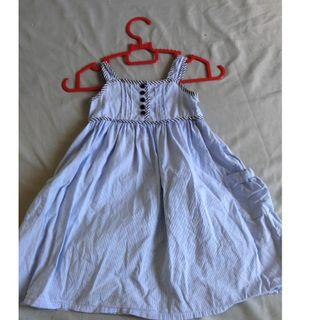 Sweet Little Blue Dress