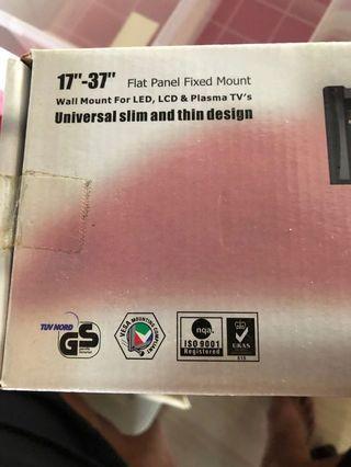 """NBC1-F 17""""-37"""" Flat Panel Fixed Mount"""