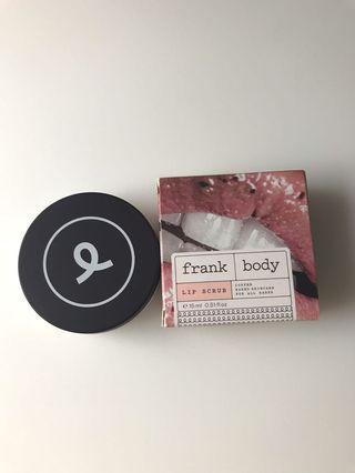 Frank Body Coffee Lip Scrub