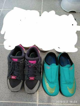 Nike cr7 2 pair for $50