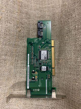 adaptec aar-1210sa 2port pic raid controller