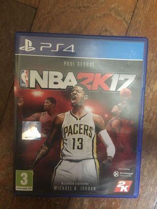 🚚 NBA 2k17