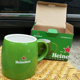 《微瑕疵》海尼根原創馬克杯