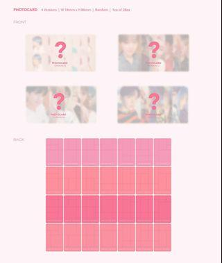 [WTS] BTS OFFICIAL MAP OF SOUL PERSONA PHOTOCARD