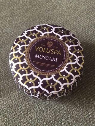 Voluspa Muscari candle