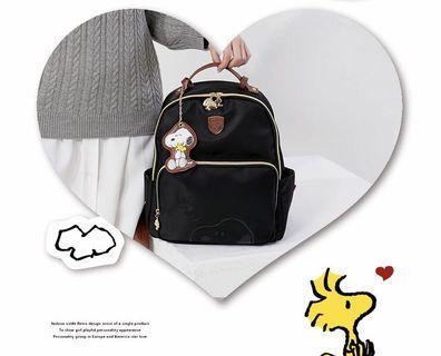 即將絕版台灣Snoopy書包💕賣哂就無 唔再翻貨