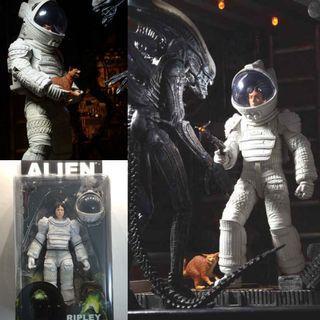 Neca ALIEN Ripley Compression suit 異形 蕾 太空裝 正版 not aliens 2 3 4