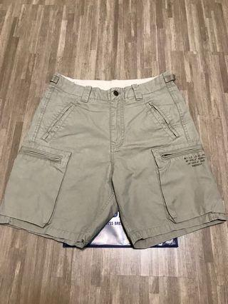Madness Short Army Pant BEIGE