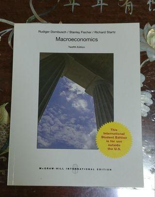 Macroeconomics 12 edition