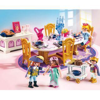 🚚 Playmobil Dining set