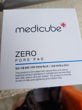 Brand New Medicube Zero Pore Pad