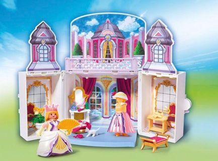 🚚 Playmobil Princess Castle