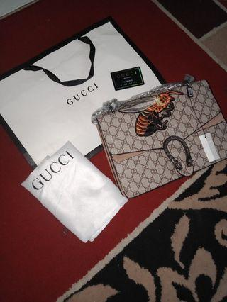 Gucci bag / tas gucci / gucci bee