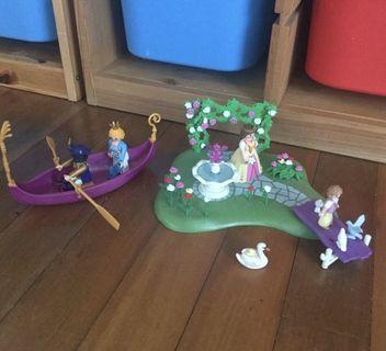 🚚 Playmobil princess set