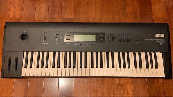 KORG Wavestation合成器鍵盤