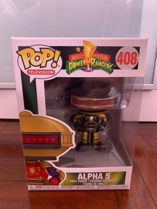 🚚 Funko pop Alpha 5