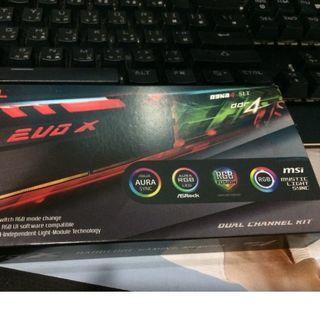 DDR4 3200 RGB 8G*2