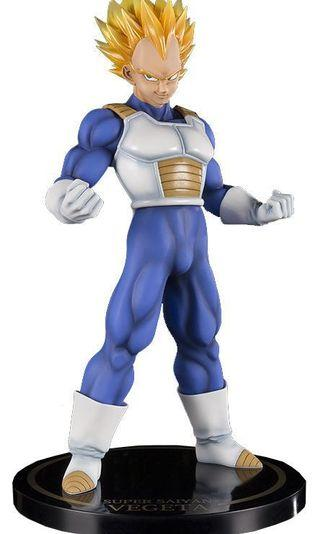 MISB Brown Box Japan Version Dragonball Dragon Ball Figuarts Zero EX Super Saiyan Vegeta Toei