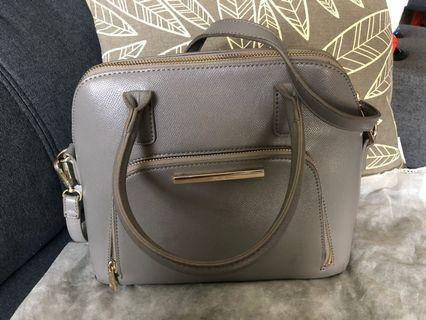 Mizzue Gray Sling Bag