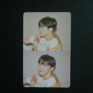【WTT】BTS persona photocard