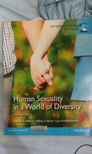 Human Sexuality in a World of Diversity (Pearson)