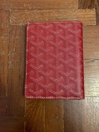 GOYARD Wallet/Passport