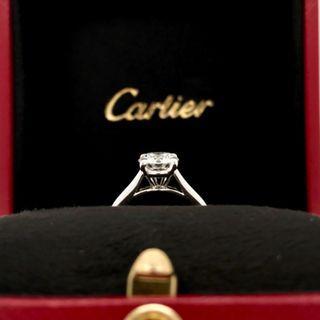Cartier 1895 Diamond Ring - 1.19ct