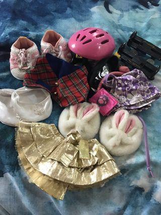 🚚 Build-a-bear Accessories