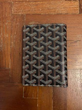 GOYARD Wallet/Passport holder