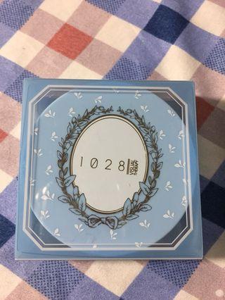 🚚 1028粉蕊粉撲盒