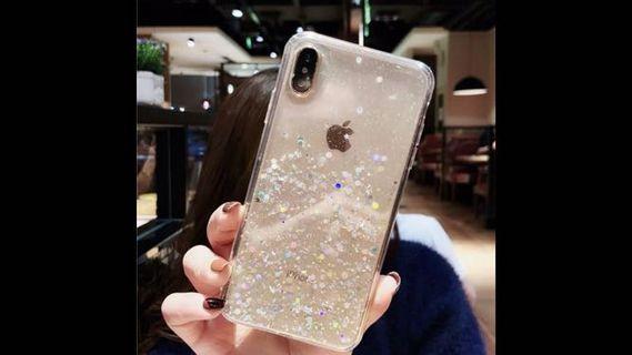 I phone 7 透明閃令令case
