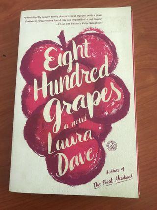 English Novel - Eight Hundred Grapes