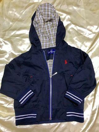 Polo Ralph Lauren navy blue jacket
