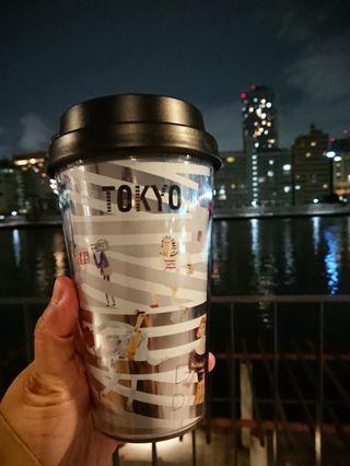 #maujam Starbucks Tumbler Japan Tokyo Edition