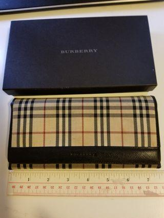 BURBERRY 女裝wallet(正品)