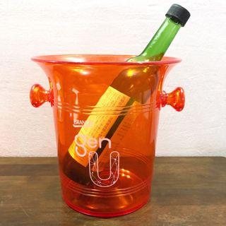 Orange Ice Bucket from Brand's Gen U