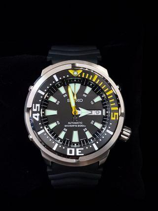 Seiko SRP639 Yellow Fin Baby Tuna  ([PM to discuss price if Interested])  NO TRADE