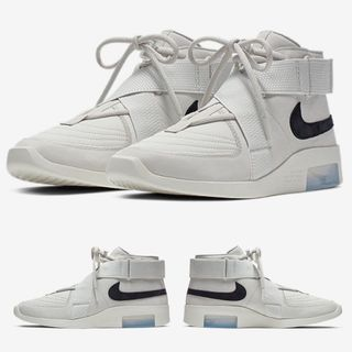 ef7e8fe15 NIKE AIR X FEAR OF GOD Raid Light Bone