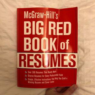 Big Red Book of Resumes