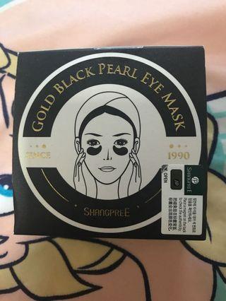 🚚 Shangpree gold black pearl eye mask