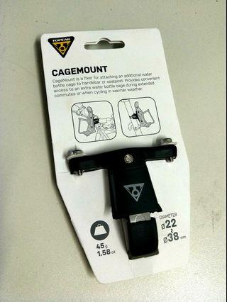 Topeak Bottle Cage mount for Mtb, Road, Fixie, PMD