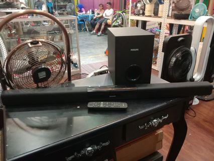 Soundbar speaker