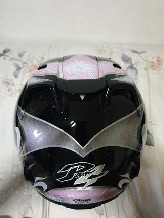 Arai ram 4 Helmet karen pink