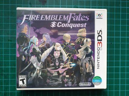 Nintendo 3DS Fire Emblem Fates Conquest