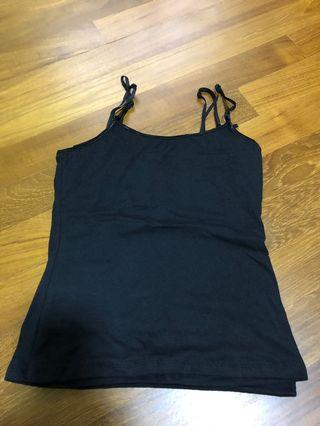 🚚 Black camisole