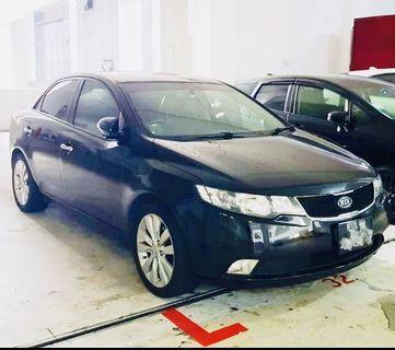 Cheap Car Rental - Kia Cerato