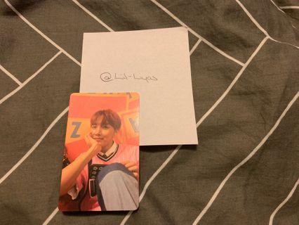 [WTT] BTS LY: Her (Ver.E) JHope Photocard