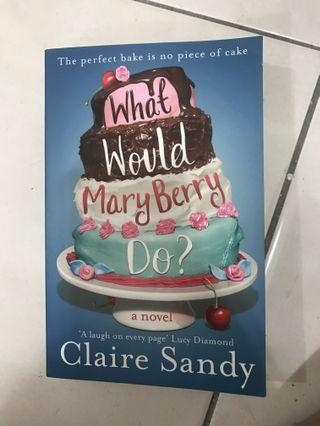 Claire Sandy - what would merry berry do?
