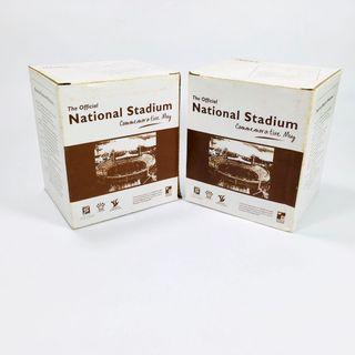 National Stadium Commemorative Mugs (1 pair)