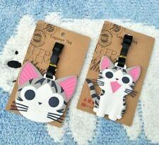 🚚 LF SPECIFICALLY CHI or CHEESE CAT Luggage Tag